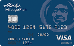 Alaska airlines visa credit card airlines credit card comes with great perks like its famous companion fare free checked bag on alaska and virgin american flights and many more reheart Images