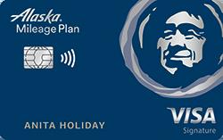 Alaska Credit Card Login >> Alaska Airlines Visa Credit Card