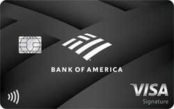 Premium Rewards® Credit Card from Bank of America