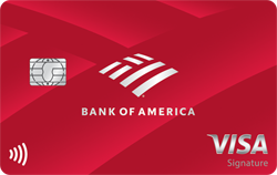 Bank of America® Cash Rewards Credit Card with 14% Choice