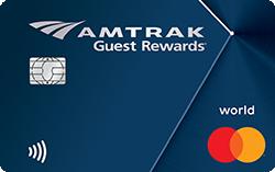 Amtrak Guest Rewards® World Mastercard®
