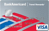 BankAmericard Travel Rewards® credit card for Students