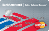 BankAmericard® Better Balance Rewards™ credit card
