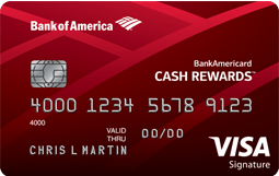 Compare Credit Cards - Credit Card Comparison from Bank of America