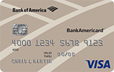 BankAmericard® Secured credit card