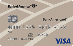 Credit Cards to help Build or Rebuild Credit from Bank of America