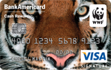 WWF Visa Signature® credit card with WorldPoints® rewards