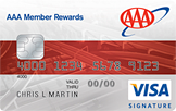 AAA Member Rewards Credit Card