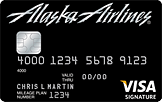 Alaska Airlines® credit card