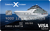 Celebrity Cruises® Credit Card