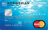Norwegian Cruise Line® credit card