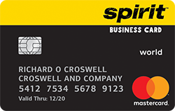 Small business credit card offers from bank of america spirit airlines world mastercard for business credit card colourmoves Choice Image