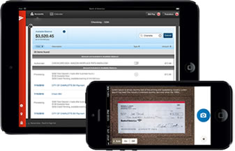 Mobile Banking App on Your iPhone and iPad