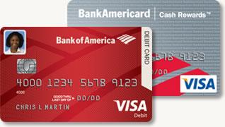 how to report a stolen bank of america debit card