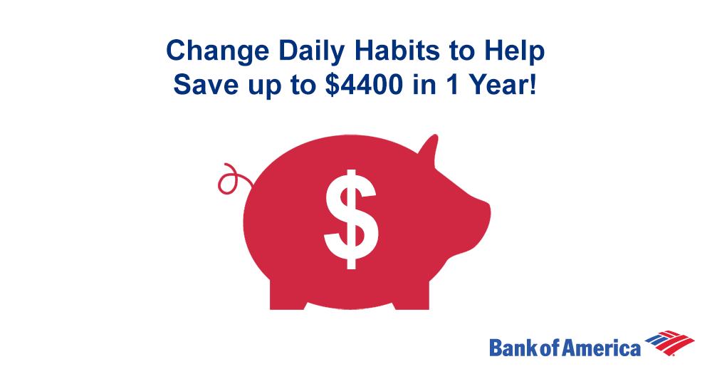 Money-Saving Tips: Small Changes, Big Savings [Infographic]