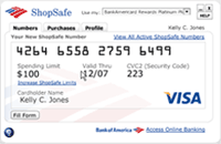 Image Of Safe Temporary Account Number