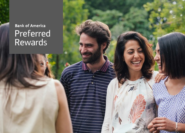 Bank of America Preferred Rewards Program