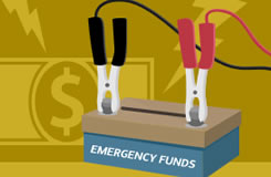 6 simple steps to jump-start your emergency fund